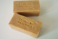 Wheat Germ Milk Soap